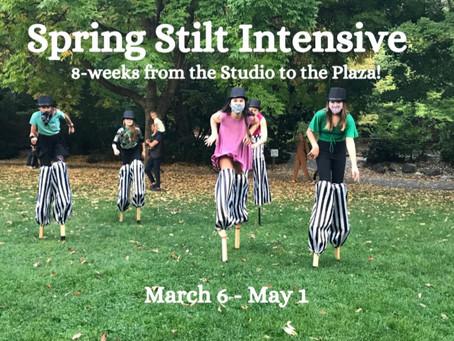 Spring Stilt Intensive
