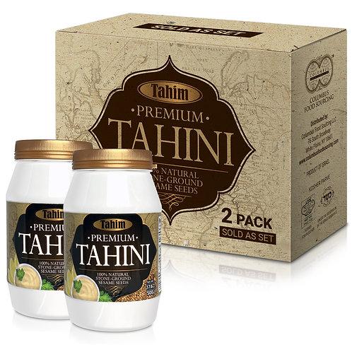 Original Tahim Tahini, 2* 17.6oz (500gr) each