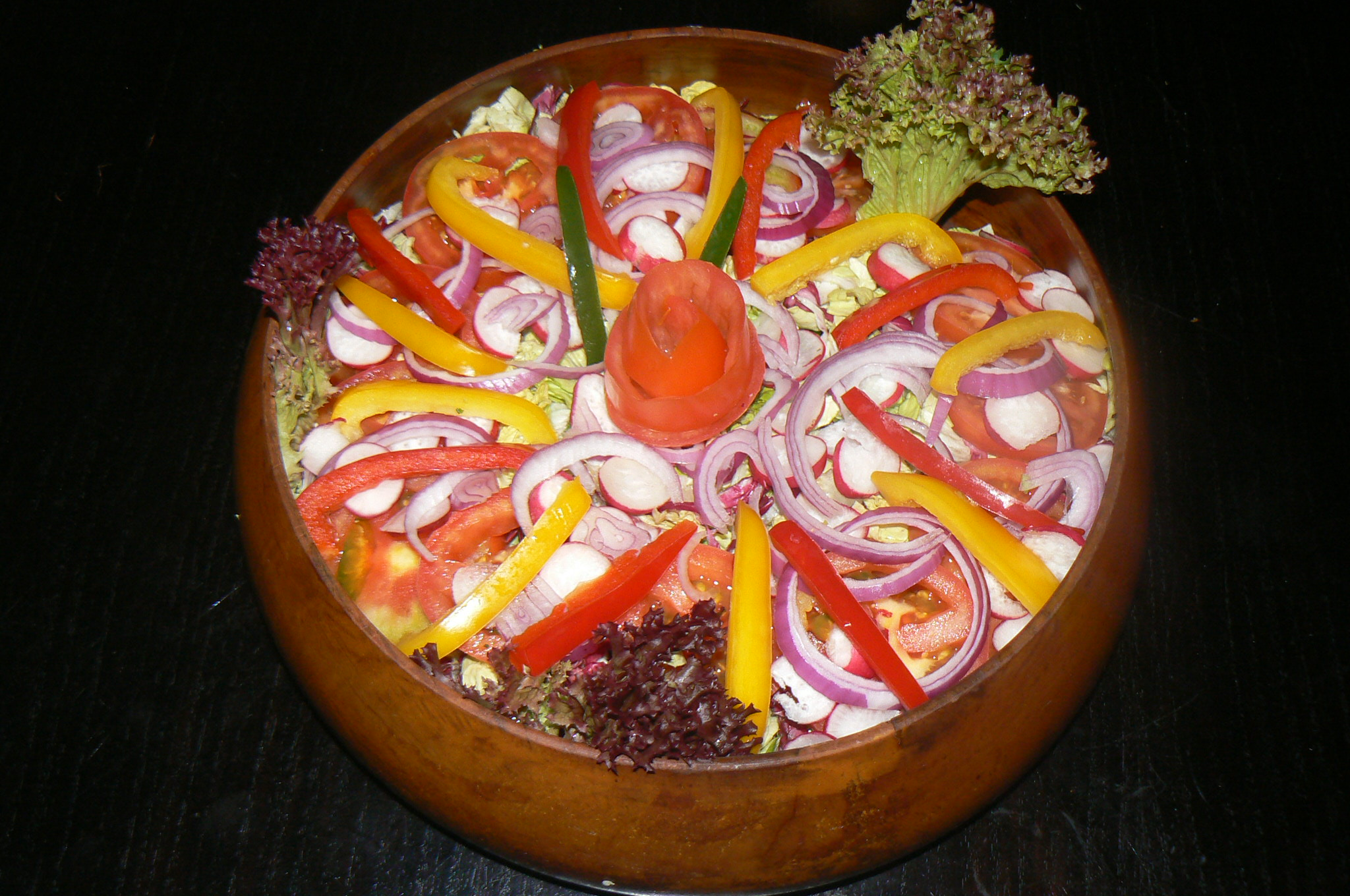 Our delicious salads !!