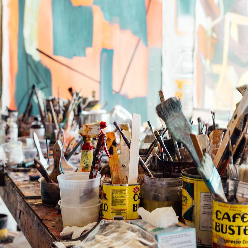 Cours Peinture/Dessin Adultes (dès 16 ans)