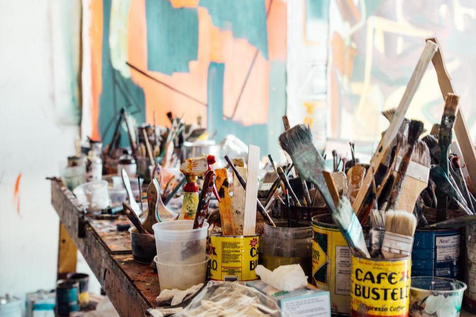 Maalimise ja joonistamise töötuba