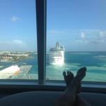 entspannt durch die Karibik