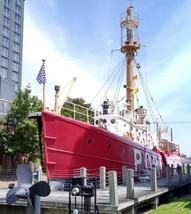 Lightship Portsmouth in 2021