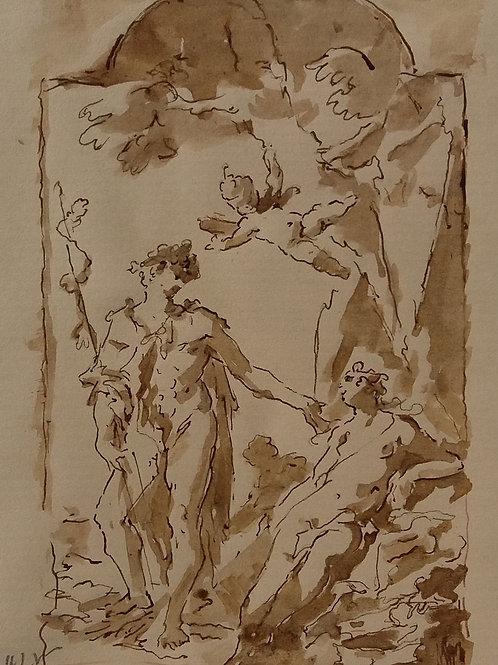 Omaggio a S.Ricci (XVIII sec.)