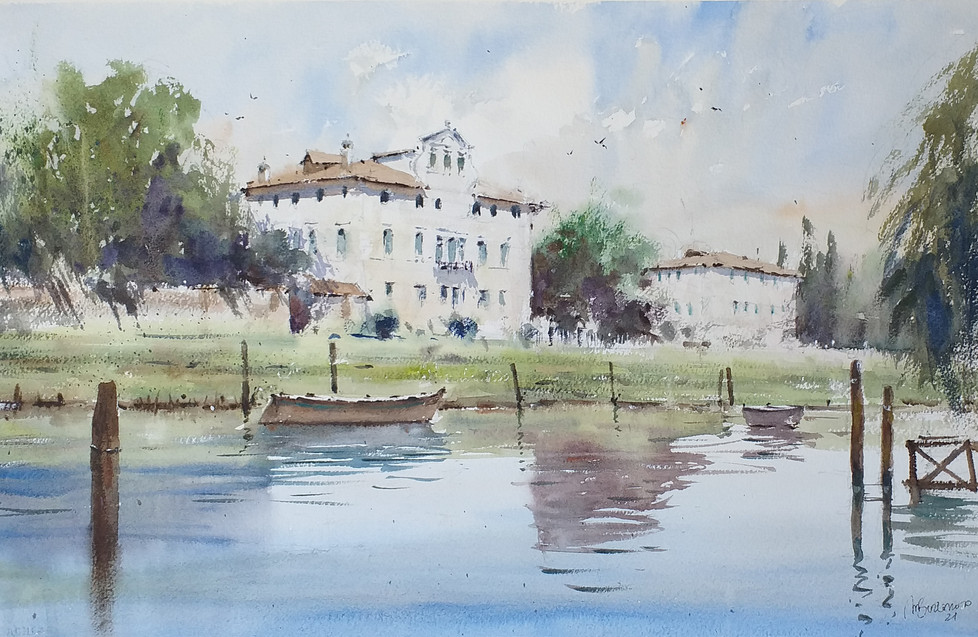 Riviera sul Brenta - Matteo Bertomoro