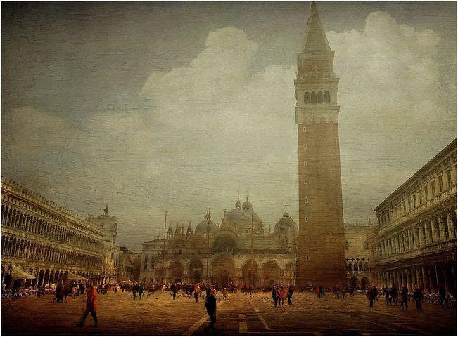 Giuseppe Zanon - Omaggio a Venezia