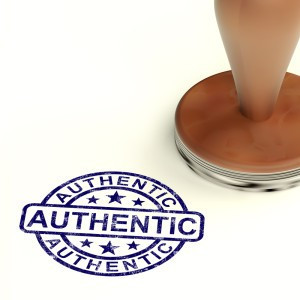 How to be more...Authentic