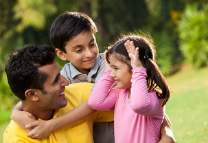 Interactive Play & Children's Wellbeing