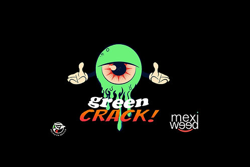 Green Crack Pack 10 Semillas