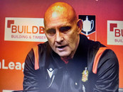 Proud Stimson says FA Trophy win is a sign Hornchurch belong in higher division