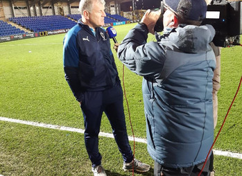 Hodges sees plenty to cheer him after Day-Inspired draw for AFC Wimbledon