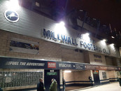 Honours even at the Den as Millwall and Fulham draw cross-London derby