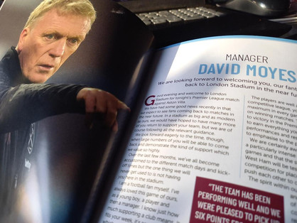 Moyes delight at 'lucky win' over Villa tempered by belief Hammers are capable of much better