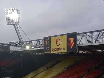 Gray and Success on target as Watford sign off with a win against Swansea