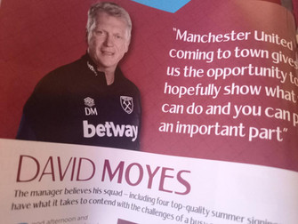 Moyes stands by decision to entrust fatal spot-kick to Noble