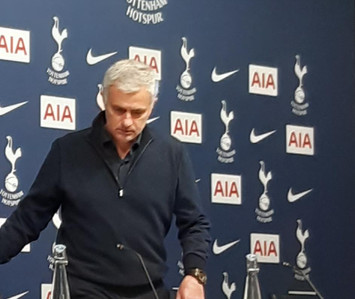 Son, Lloris Tottenham spat is definitely a good sign, insists contended Mourinho