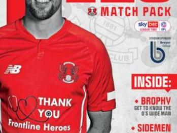 Dan Johnson treble eases Leyton Orient past challenge of league new boys Harrogate
