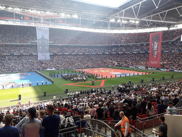 A little FA Cup Final nostalgia allowed in these most fragile of times