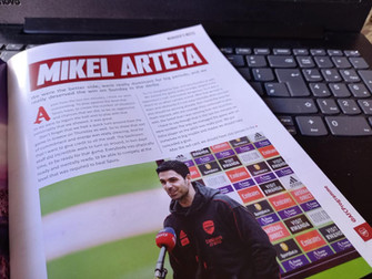 Arteta: Mood feels better around the Emirates