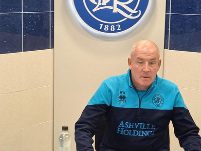 Warburton keen to accentuate quality of QPR play, in spite of first setback on home soil