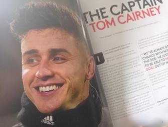 Silva hopeful long break has helped returning Cairney finally overcome knee injury