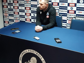 Promotion 'unlikely' admits Millwall boss Rowett after Baggies administer heavy dose of real