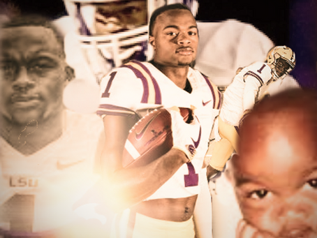 TOP 10 TIGERS OF 2020: #3 KAYSHON BOUTTE
