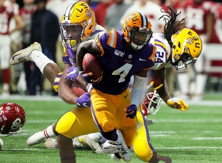 LSU 2020 RBS PREVIEW