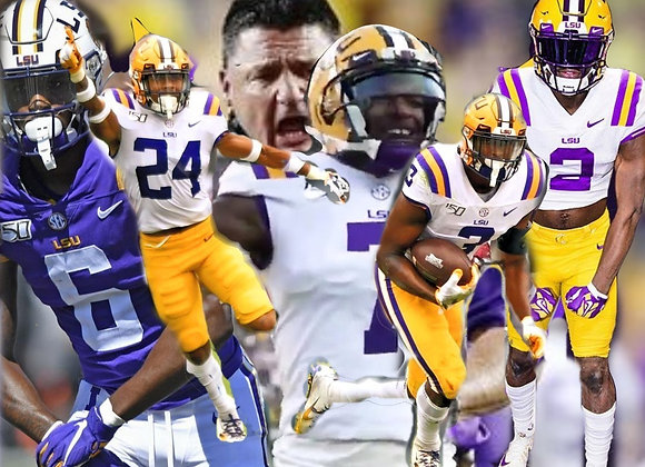 THE 2020 LSU TIGERS ALMANAC: PRESENTED & CREATED BY LSUODYSSEY.COM
