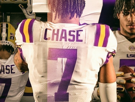 JA'MARR CHASE: 2020 PLAYER PROFILE