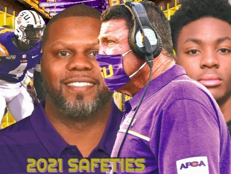 LSU's SPRING 2021 SAFETIES PREVIEW