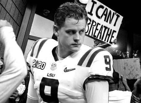 SILENCE IS BETRAYAL: JOE BURROW TAKES A STAND (AND WHY YOU SHOULD TOO)