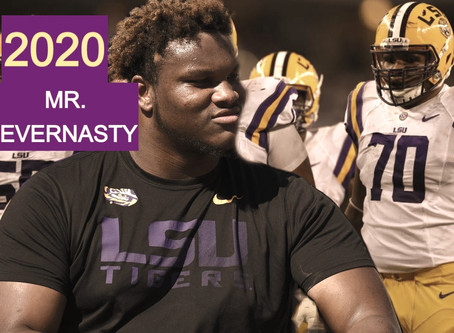ED INGRAM 2020 PROFILE: EXCERPT FROM THE 2020 LSUODYSSEY ALMANAC