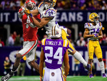 TOP10 TIGERS OF 2019/2020: (#4 DEREK STINGLEY) THE TIGER'S STING: A GENERATIONAL TALE)