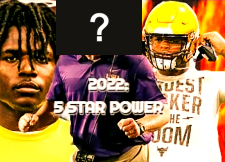 LSU'S 2022 TARGETS GEAUX OFF ON FRIDAY NIGHT