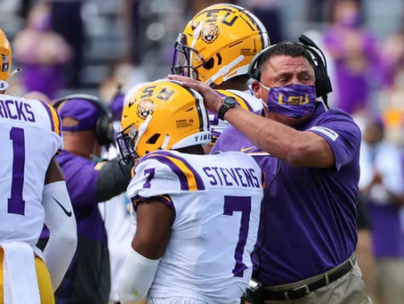 LSU LOSE TO MISS STATE: HOW & WHY IT WENT DOWN
