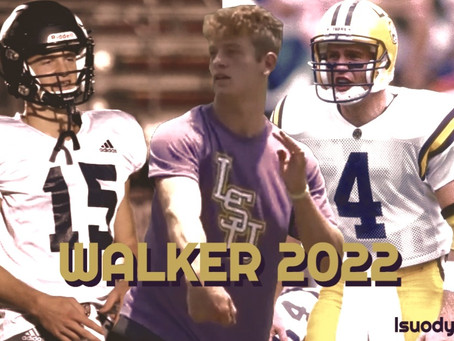 WALKER HOWARD: AN LSU ODYSSEY