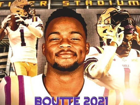 KAYSHON BOUTTE: THE #1 WR IN AMERICA