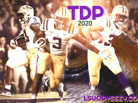 THE TYRION DAVIS-PRICE INTERVIEW: AN LSU ODYSSEY EXCLUSIVE WITH THE JUGGERNAUT LSU RB (Freeview)
