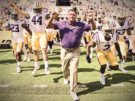 LSU STILL CONSIDERING THE TRANSFER PORTAL?