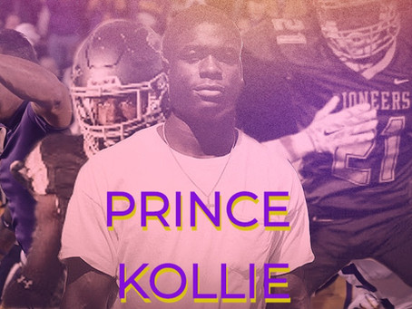 PRINCE'S PURPLE REIGN: THE BELIEF & STRENGTH OF 2021'S PRINCE KOLLIE