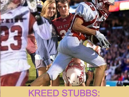 KREED STUBBS: THE UNTOLD STORY OF THE FASTEST PLAYER IN THE SOUTH