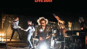 """""""LIVE 2015"""": OUR REVIEW OF MMJ'S SECOND EVER LIVE ALBUM"""