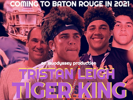 LSU ODYSSEY TALKS TO TRISTAN LEIGH (Freeview In Its Entirety)