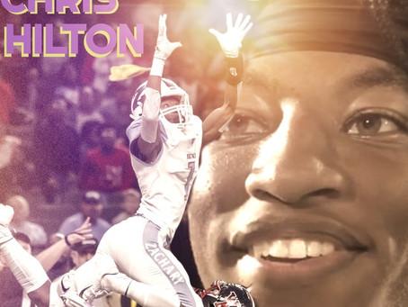 CHRIS HILTON JR 2021 PROFILE