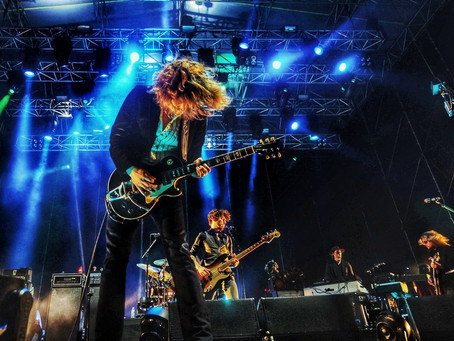 TOP 10 MY MORNING JACKET SHOWS #3 (Freeview)