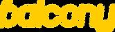 Logo Balcony_Versão Principal Amarela.png