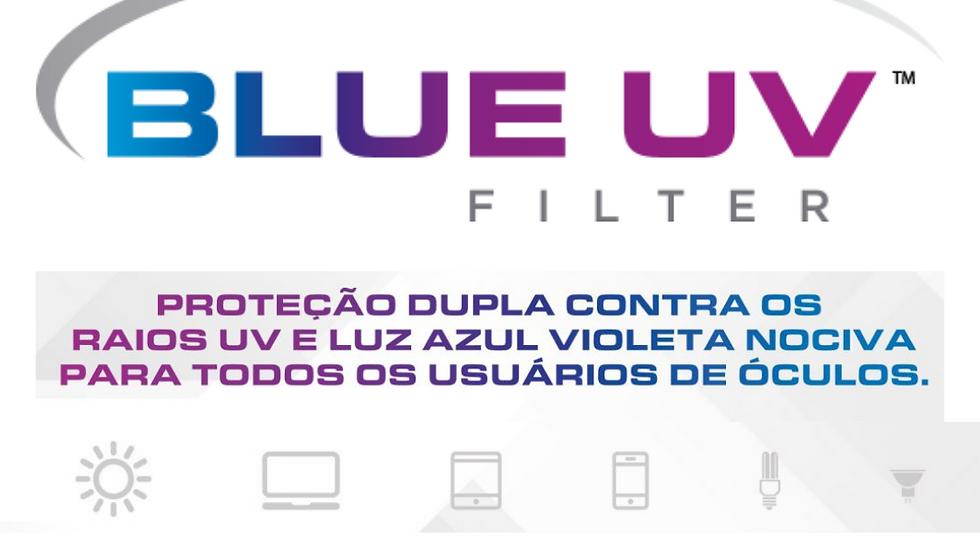 Lentes Blue UVFilter
