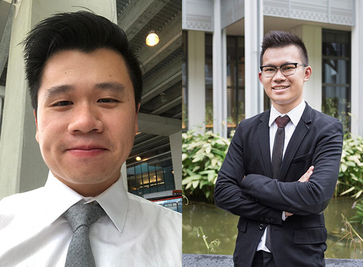 Meet Our Very Own GT Alumni, A Brilliant Mind From NUS - October 2018