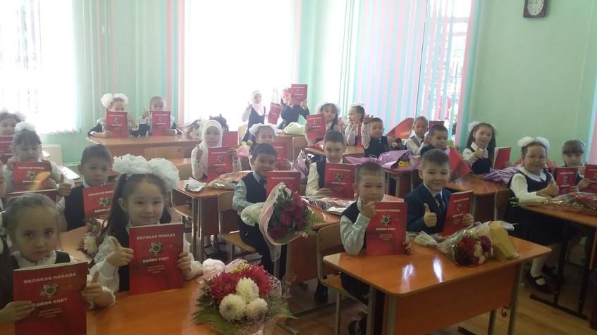 МОБУ Башкирская гимназия